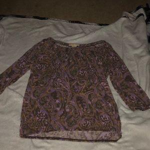 MK Large shirt